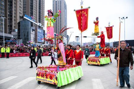 """""""炮龙节""""期间宾阳实行交通管制 这些路段不能走"""