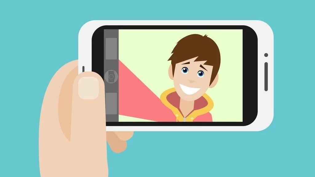 对镜自拍测出颈椎好坏 这可能是你最有用的两张照片