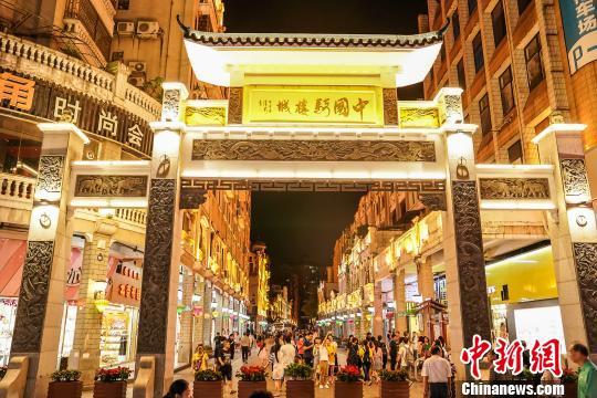 """广西打造""""向东开放""""龙头城市 百年商埠融入大湾区"""