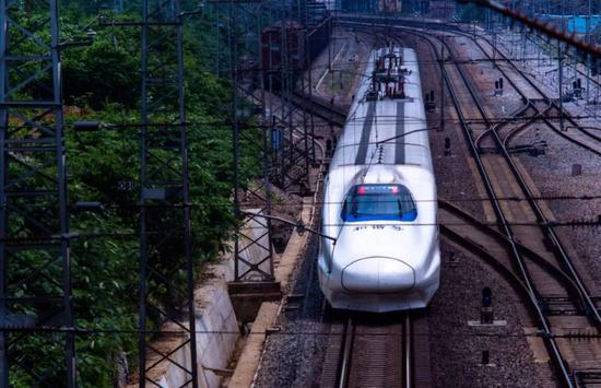 好消息!玉林、陆川、贵港、兴业新增26趟动车重联