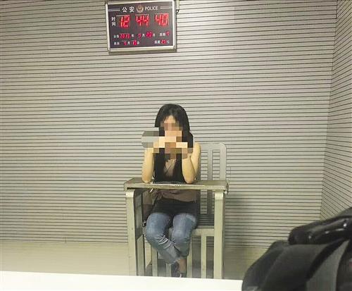 南宁一女子被闺蜜抢走男友 偷其手机进行报复
