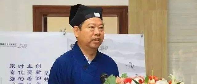 海南道长回应被女子诈骗260万 以老公老婆相称是胡扯