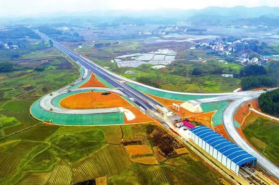 重磅!柳州经合山至南宁高速公路计划今年7月通车