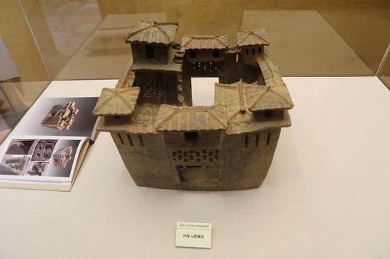 陶瓷文物展示