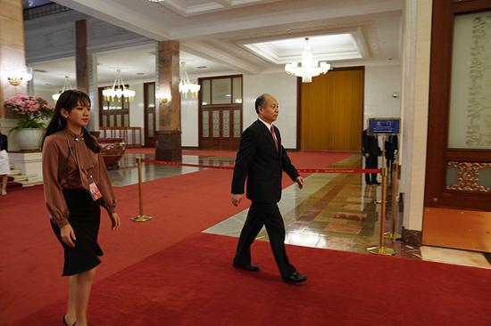 国家国际发展合作署署长王晓涛步入部长通道。