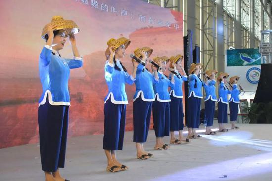 湛江民族歌舞表演