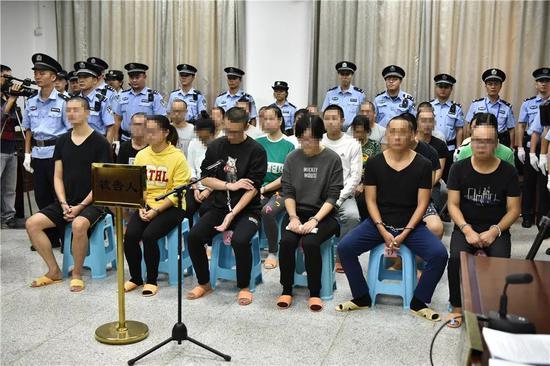还未开庭就已认罪,南宁24名传销大佬审前认罪认罚
