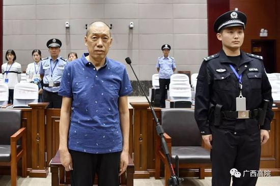 受贿500多万 获刑7年!李世贵受贿案在南宁公开宣判