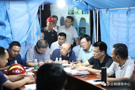 最新|广西乐业隧道塌方9人被困 尚未探测到生命迹象