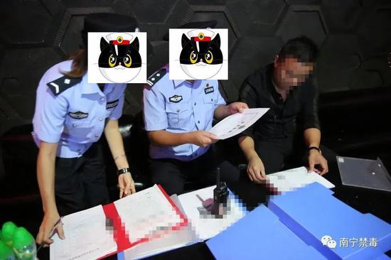"""清查!南宁警方开展""""风雷二号""""行动 2天盘查近万人"""