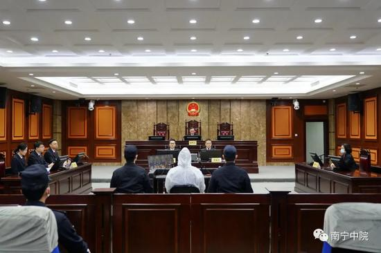 受贿707万!玉林市公安局原局长李庄浩获刑11年6个月