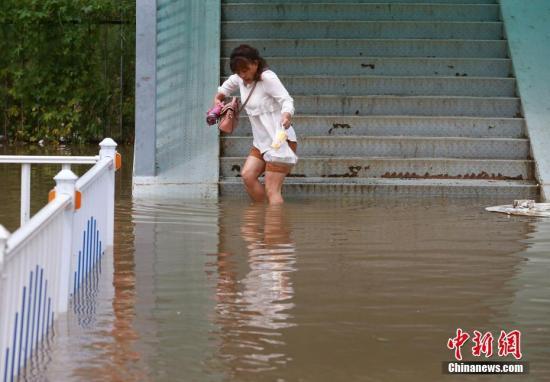 南海热带低压影响华南 皇冠比分网站|官网南部沿海有大到暴雨