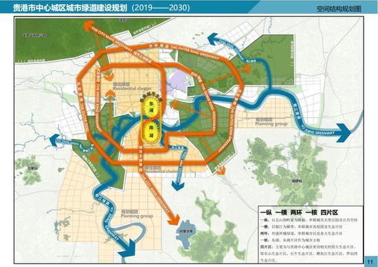 """2018年10月15日, 贵港市荣获""""国家森林城市""""称号, 绿色贵港正在崛起!"""