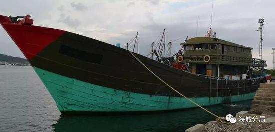 """月利息30%?北海警方摧毁一个""""套路贷""""恶势力团伙"""
