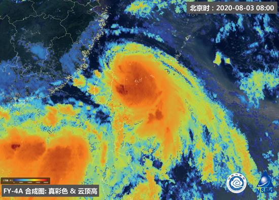 台风登陆!广西这些列车停运 还有大风大雨即将来临