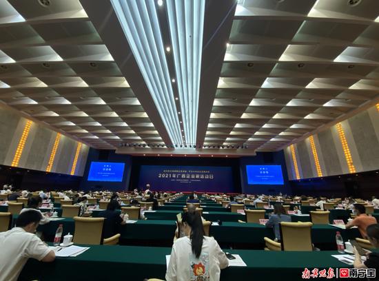 2021广西企业100强榜单发布 快来看看你的单位上榜了吗?