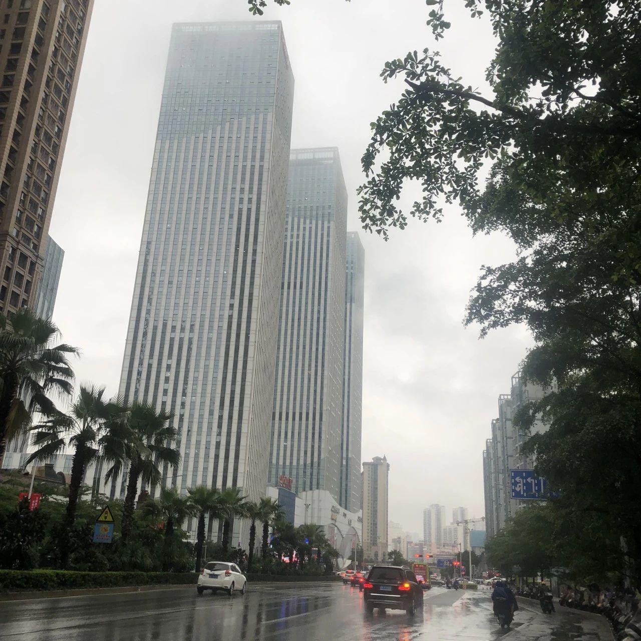 雨雨雨冷冷冷!20日广西雨势将减弱 气温陆续升到30℃