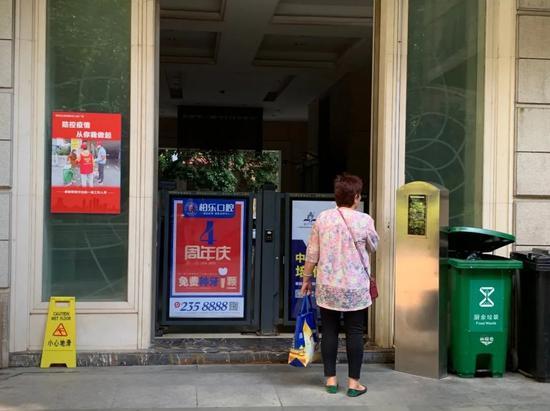 南宁多个小区安装人脸识别门禁 有住户担心信息泄露