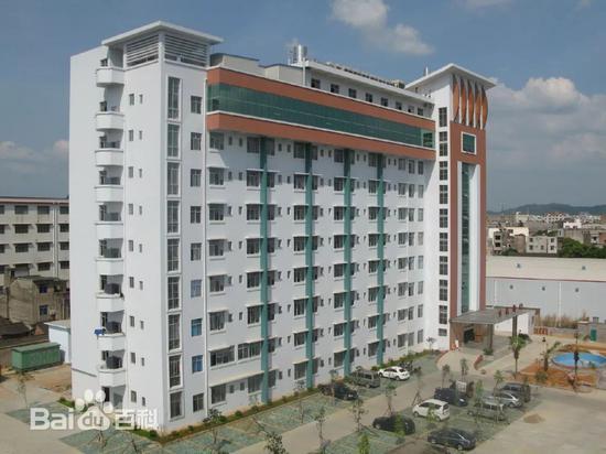 柳州市鹿寨县人民医院