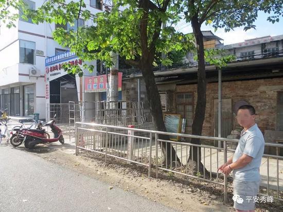 桂林:男子顺手牵羊盗电动车 竟把车藏到这里后潜逃