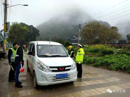 """柳州:事故多发路段""""曝光"""" 道路千万条平安最重要"""