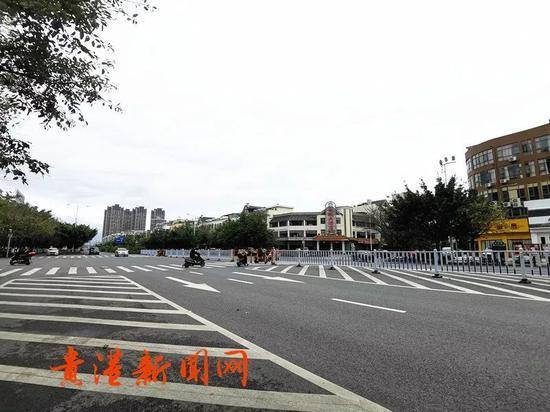 (仙衣路兴贵路口)