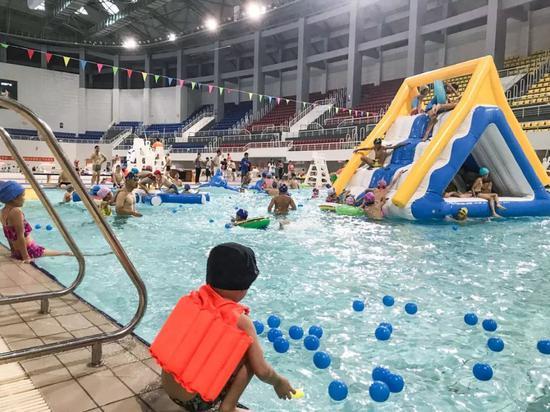 速度收藏!贵港2019年最新游泳池大全来了