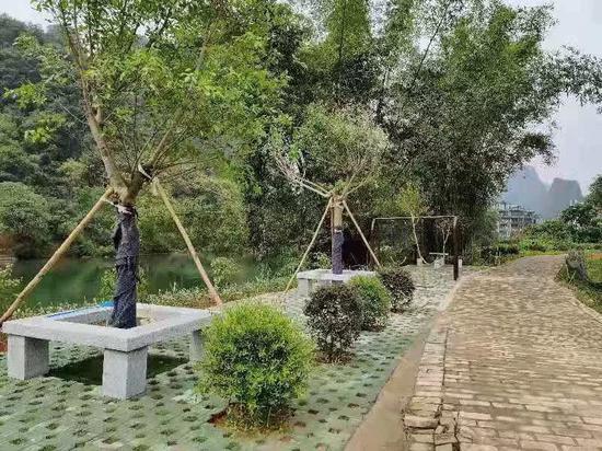 阳朔:不断完善旅游基础设施 打造最美乡村