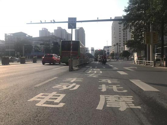 下月起贵港交警将对非机动车违法行为实行最严抓拍