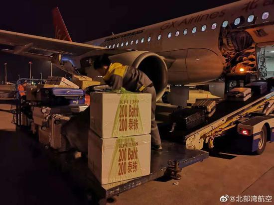 2.5万只口罩从泰国运抵邕 还有一批实用消息你要知道