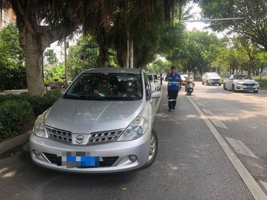 南宁新增400多个停车泊位 最高收费标准每半小时4元