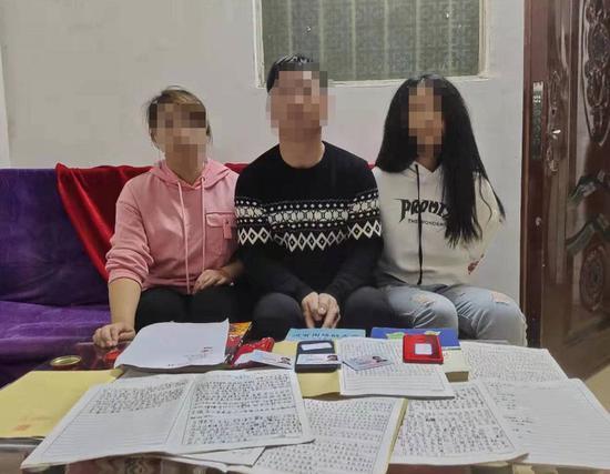 南宁99名涉传人员被抓 民警利用朋友圈曝光传销活动