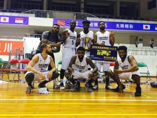 hiba限高国际篮球挑战赛圆满结束 美国队大胜日本夺冠