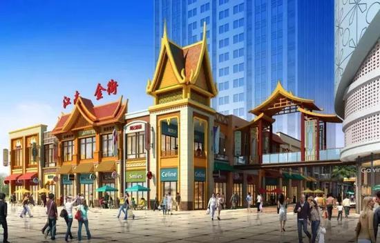 亮灯盛典启幕在即,江南万达即将开业,江南大商业时代即将到来,繁华之上,闪耀邕城。