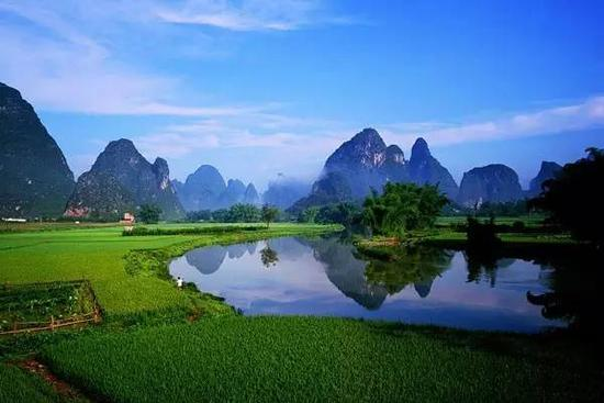 四月的桂林 遇见最美的山水