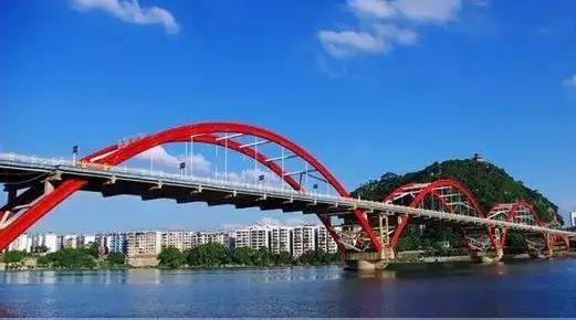 """柳州堪称""""桥梁博物馆"""" 这19座大桥你都走过吗(图)"""