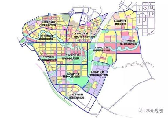 ❶2016年11月,柳江区南环路南片控规的编制工作正式开始。