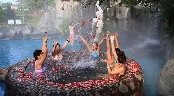 广西温泉最全攻略!天气转冷了 约泡温泉吗