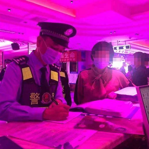 南宁警方一晚上盘查可疑人员6169人 抓了171人