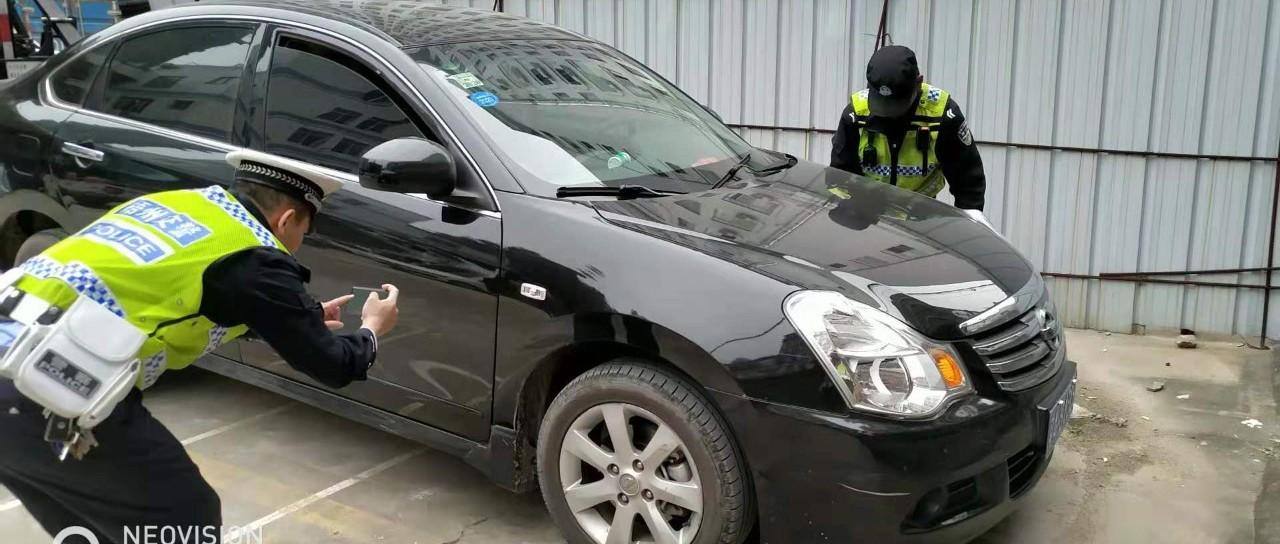 """梧州:车辆使用假""""身份证"""" 被天网识破只需1秒"""