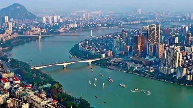 角逐全国文明城市!柳州未来三年再度开启创城模式