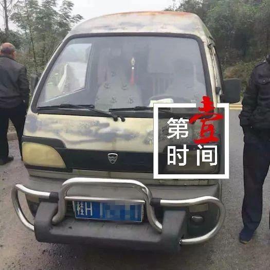3500元买的报废车 桂林男子开了4年!驾照300元买的
