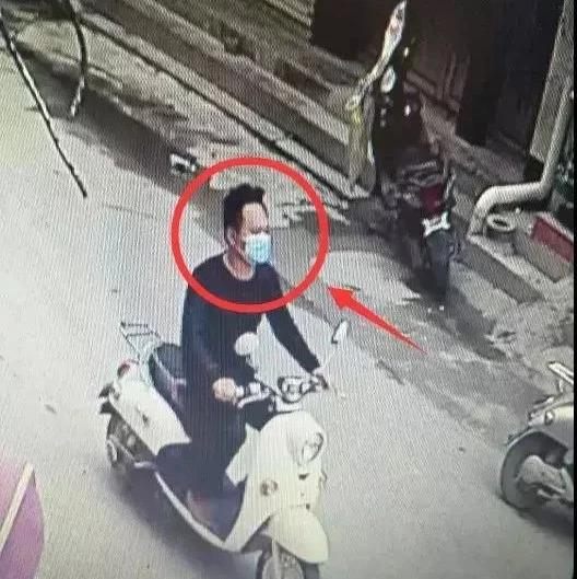 做坏事戴口罩就不会被发现?广西男子6个月偷3辆电车
