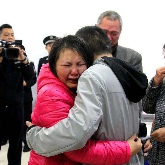 广西一被拐19年的孩子找到 母亲已癌症晚期