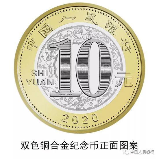 2020年贺岁纪念币要来啦!广西共分到485万枚