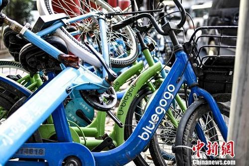 共享单车押金监管方案制定中 信用免押金或成标配