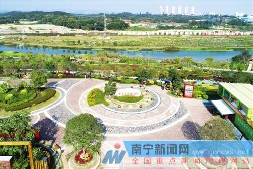 南宁市扎实推进生态文明建设 让市民共享碧水蓝天