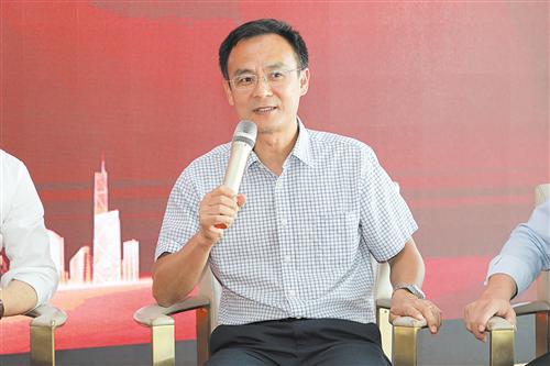 广西新中产业投资有限公司行政总监 莫华