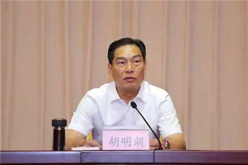 胡明朗任重庆市副市长、市公安局局长 曾在广西任职