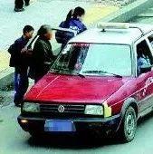 """柳州一的哥报警称被人""""抢劫"""" 真相却是这样"""